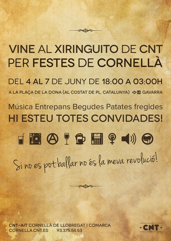 Festes Cornellà CNT