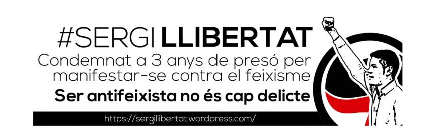 #Sergi llibertat