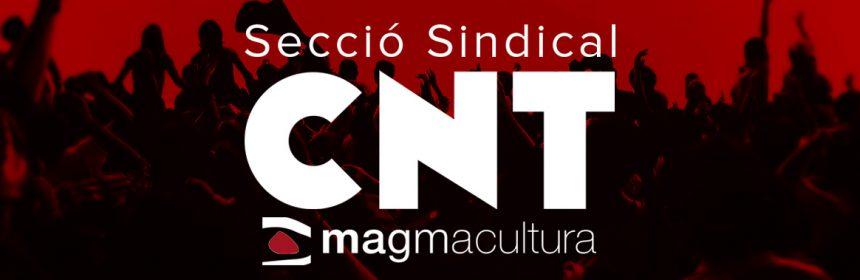 secció sindical cnt magmacultura